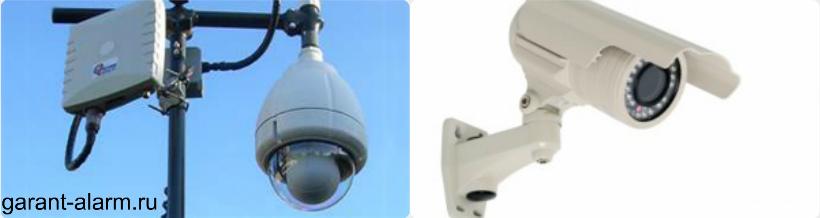 Особенности аналогового видеонаблюдения
