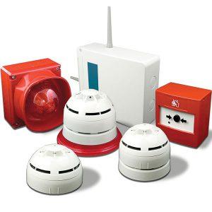 Автоматическая пожарная сигнализация (АПС)