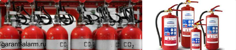 Автоматическое водяное пожаротушение