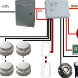 Охранно пожарная сигнализация gsm
